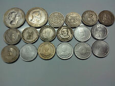 18 Coins Lot: 5 Rupees Different Copper Nickel(12) and Steel(6) Commemorative