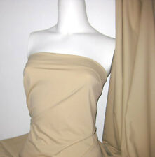 Nude Lycra/Spandex 4 way stretch Finish Fabric