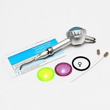 Dental Air Flow Teeth Polisher Handpiece Hygiene Prophy Jet Sand Gun 4 Hole B4