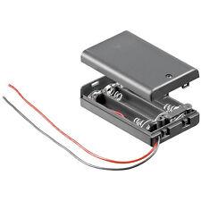 W309 - 2 Stück Batteriehalter 3x Micro AAA Batterien Batteriefach geschlossen