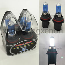 M-Box 9004-HB1 Bright White Halogen 5000K Headlight Light Bulb #e1 High/Low Beam