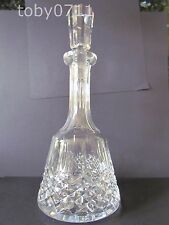 "WATERFORD CRYSTAL KENMARE PATTERN 12¾"" DECANTER (Ref1878)"