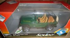 SOLIDO JEEP WRANGLER CALIFORNIA 1/18 DIECAST