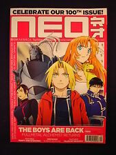 Neo Magazine - Anime - Manga - Batch # 100