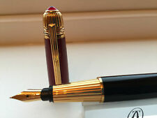 FANTASTIC & EXTREMELY RARE CARTIER PASHA FOUNTAIN PEN - MINT CONDITION