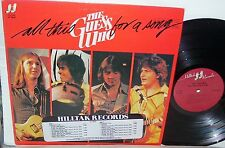 """The Guess Who All This For a Song LP NM """"Promo Copy"""""""