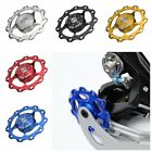 11T Bike Cycling Rear Pulley Wheel Bicycle Anodised Jockey For Shimano & Sram