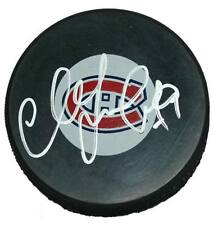 6 Montreal Canadiens Signed 6 Canadien Pucks Markov Gionta Kostitsyn Pouliot