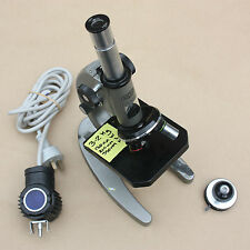 Olympus Tokyo Microscope with lamp and condenser piece