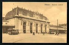 Milano : Stazione Centrale - cartolina non viaggiataèprimi '900i