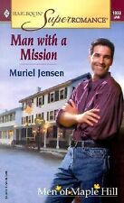 Man with a Mission: The Men of Maple Hill (Harlequin Superromance No. 1033)