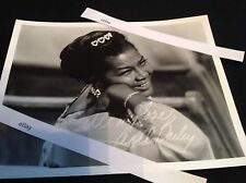 """Pre-signed PEARL BAILEY Autograph 8 x 10"""" Signed Publicity Photograph"""
