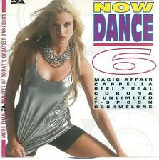 CD album NOW DANCE  - No 6  EVA 1994 HOLLAND MAGIC AFFAIR ROCKMELONS  DR ALBAN 5
