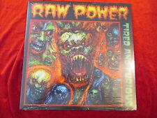 Tired & Furious [Vinyl LP] von Raw Power  RSD 2014 Neu!