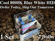TOYOTA TUNDRA 9006 HID FOG LIGHT 2006 2005 2004 04 8000K XENON BLUE BULBS