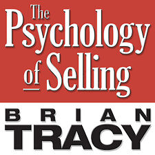 NEW 6 CD The Psychology of Selling Brian Tracy Increase Your Sales Faster Than..