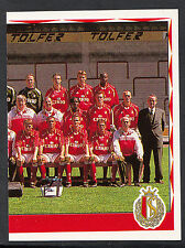 Panini Belgian Football 1999 Sticker - No 311 - Team Group