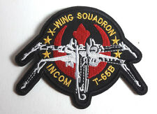 "Star Wars X-Wing Squadron Incom T-65B Patch- 5""  (SWPA-C-610)"