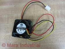 """Power Logic PL40S12L Cooling Fan 12VDC Brushless 1-1/2"""" 3 Wires - Used"""