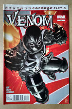 VENOM #27 MINIMUM CARNAGE PT.5 FIRST PRINT MARVEL COMICS (2013) SPIDERMAN