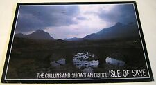 Scotland Isle of Skye The Cuillins and Sligachan Bridge PIS00368 DRG J Arthur Di