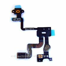 Replacement Proximity Light Sensor Power Button Flex Cable for IPhone 4S b169