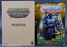 2015 MOTU Prahvus MOTUC Masters of the Universe Classics MOC 200X