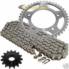 Drive Chain & Sprockets Kit Fits HONDA CBR600F2 Super Sport 91-94