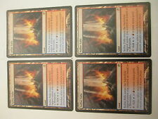 Sulfur Falls from Innistrad X4 Near Mint Minus NM- MTG Magic