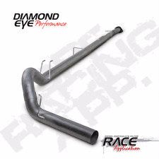 FITS 08-10 ONLY Ford Powerstroke 6.4L DIESEL BD Aluminized Down Pipe Back EXAUST