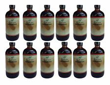 Black Seed Living Bitters 12x16 oz Beverage Full case Real Bitter Detox Energy