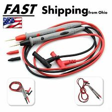 Universal Original Digital Multimeter Multi Meter Test Lead Probe Wire Cable