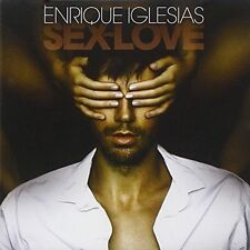 Enrique Iglesias - Sex & Love CD, Balando, Loco, El perdedor, I'm a Freak, NEW
