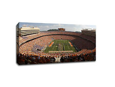 "Tennessee Volunteers Stadium College Football - 40"" x 22"" Gallery Wrapped Canvas"
