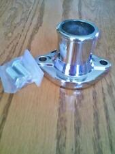 Thermostat Housing Water Neck Ford 351 Cleveland & 400 Spectre 4735 Chrome