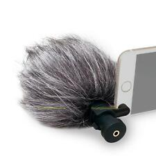 COMICA Cardioid Condenser Shotgun Video Microphone for Apple ipad, iphone,iPod