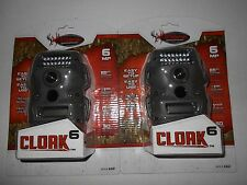 @NEW@ 2- Wildgame Innovations Cloak 6 Deer Hunting Trail Camera! Model # k6i2