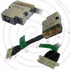 HP 728600-FD4 Power Jack Charging Port Socket Cable Connector Harness Wire