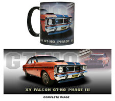 XY GTHO CAR COFFEE MUG  XY COFFEE MUG