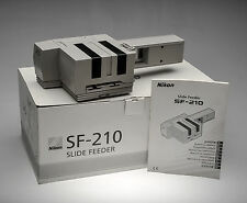 Nikon SF-210 for Coolscan Scanner LS-4000 & LS-5000 Late Production!