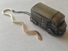 Citroen HY Van ref43  FULL CAR on a CURVED bookmark with cord