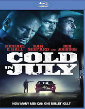 Cold in July [Blu-ray] New DVD! Ships Fast!
