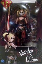 "HARLEY QUINN Batman Arkham City 7"" inch Action Figure Toys 'R' Us TRU Neca 2016"