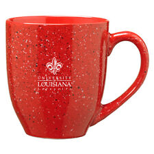 University of Louisiana at Lafayette - 16-ounce Ceramic Coffee Mug - Red