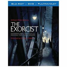 The Exorcist: The Version You've Never Seen (Blu-ray 2013) NO DVD