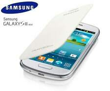 Genuine Samsung Galaxy s111 s3 Bianco Mini Cover Custodia Flip EFC -1 M 7 FWEC scatola al minuto