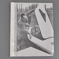 ✇ NSU 50 100 ccm Weltrekordversuche Pressemappe von 1980