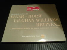 "CD NEUF ""MUSIQUE ANGLAISE - ELGAR, HOLST ..."" Collection Radio Classique Vol. 26"
