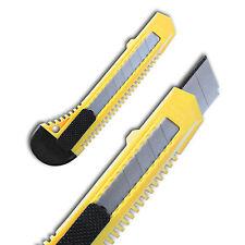 Restposten 144 Teppichmesser Cuttermesser Cutter Messer mit 18 mm Abbruchklinge