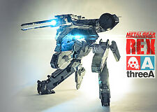 Metal Gear Solid MG REX Figure threeA 1/48